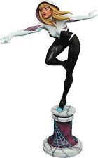 marvel Premier Collection Spider-Gwen Statue Clayburn Moore Spider-Man