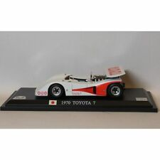 DEL PRADO 1:43 RC001 TOYOTA 7 1970 - 800 BHP TWIN TURBO