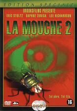 LA MOUCHE 2 / EDITION SPÉCIALE 2 DVD / NEUF SOUS BLISTER / VF