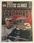 Old Dale Earnhardt #3 - NASCAR Static Cling/Sticker/Decal for Car/Auto Windows