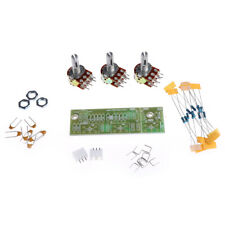 New listing Don't need power supply passive front amplifier tone sound palette Pcb Diy kits