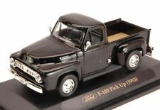 Ford Pick Up F 100 1953 Black 1:43 Model LUCKY DIE CAST