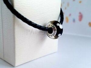 NEW Pandora Classic Mickey Mouse Murano Glass Bead Charm