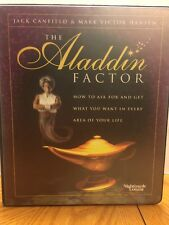 The Aladdin Factor by Jack Canfield And Mark Hansen cassettes 1999