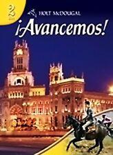 Avancemos!, Level 2 by Holt McDougal (Hardcover)