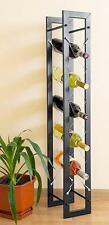 Designer Weinregal Metall Pit 100 cm Flaschenständer Flaschenhalter Weinständer