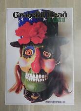Grateful Dead - Tourposter - Super Zustand!!!