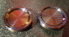 Dr. Fidgetspin Mokuti buttons for R188 fidget spinner fits zerofeud rotablade