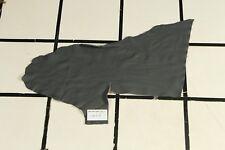 """Twice Forged"" Gray Elmosoft Scrap Leather Hide Approx. 2.5 sqft. C29Z30-7"