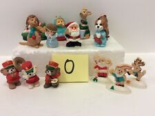 Hallmark Merry Miniatures Lot, Christmas