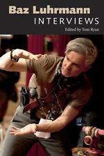 Baz Luhrmann: Interviews (Hardback or Cased Book)