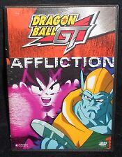 Dragon Ball GT: Baby - Vol. 1: Affliction (DVD, 2003, Unedited)