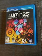 Lumines: Electronic Symphony PlayStation Vita For Ps Vita Very Good