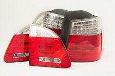 BMW 5 E61 touring LCI Rear Tail Lights LED Set Kit Genuine BMW 7177694 7177693