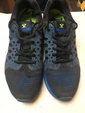 Nike Zoom Pegasus 31 652925 -002 Hombres Atlético Running Shoes Size UK 8 Negro