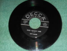 Kitty Kallen Sweet Kentucky Rose NM/How Lonely Can I Get? NM 1955  Pop 45