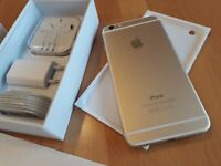Apple iPhone 6 Plus 128GB in Gold ++ WIE NEU ++ simlockfrei + iCloudfrei !