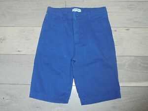 Old Navy dark blue flat front shorts size 10