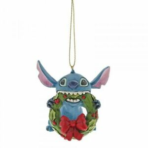 Disney Traditions A30357 Stitch Hanging Ornament New & Boxed
