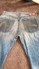 Men's Evisu Vintage Jeans Size 38