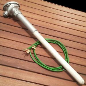 K NiCr-Ni Type Thermocouple heavy duty temperature sensor, up to 1250°C