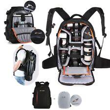 K&F Concept Large Camera Backpack Bag Rucksack DSLR Case fr Canon Nikon Sony SLR