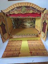 RARE Vintage 1963 Barbie & Ken Little Theater Set Near Complete