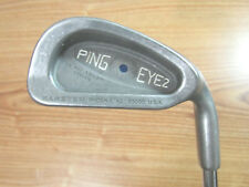 Ping Eye 2 Blue Dot #2 Iron Zz Lite Steel Shaft
