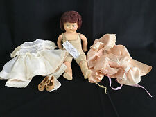 "13"" COMPOSITION Petite American Character Momma Doll~Old Clothes~Sweet"