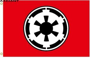 For Star Wars,for Large Galactic Empire Red  Flag 3X5Ft Home, Outdoor Banner