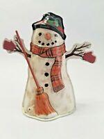 Hallmark Keepsake Ornament - Meadow Snowman - 1997