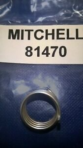 MITCHELL 302N, 303N, 386, 387, 396, 486, 496 ETC BAIL SPRING. APPLICATIONS BELOW
