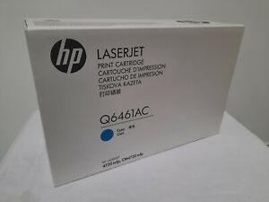 Original HP Toner  Q6461AC  cyan  für HP Color LJ CM4730, 4730mfp  neu + OVP