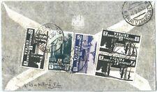 71988 - AOI  ERITREA - Storia Postale: BUSTA posta aerea POSTA MILITARE 15 1936