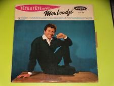33 TOURS 25 cm - TETE A TETE AVEC MOULOUDJI - 1961 - LANGUETTE