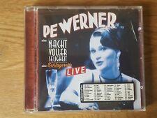 Pe Werner - Eine Nacht voller Seligkeit - CD 1998