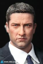 did action figure 1/6 12'' us mark MA80119 special agent  dragon cyber hot toys