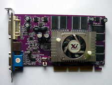 XPertVision nVidia FX5500 128MB AGP VGA Card - Tested working well!