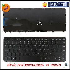 TECLADO ESPAÑOL NUEVO PORTATIL HP ELITEBOOK 840 G2 SERIES  730794-071 TEC25