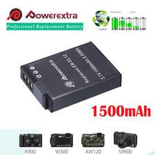 1500mAh EN-EL12 Battery for Nikon Coolpix A1000 B600 AW100 AW110 P300 S630 S800c
