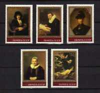 15167) RUSSIA 1983 MNH** Nuovi** - Paintings Quadri -