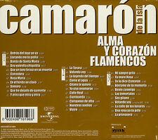 CAMARON  alma y corazon flamencos  / 3 CDs DIGIPACK