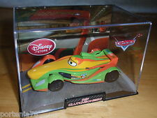 Disney Cars 2 RIP CLUTCHGONESKI Collector's Case Disney Store