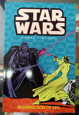 star wars a long time ago..  3 resurection of evil dark horse comic
