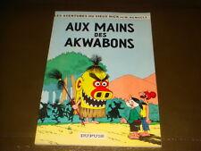 Le Vieux Nick: Aux Mains des Akwabons Ed Originale Superbe