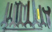 Einmaulschlüssel 60 70 73 75 80 85 mm Maulschlüssel Schraubenschlüssel Werkstatt