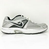 Nike Mens Dart 9 443865-016 Gray Black Running Shoes Lace Up Low Top Size 10