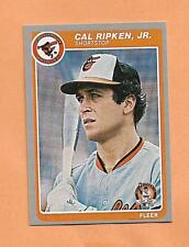 CAL RIPKEN JR 1985 FLEER RP CARD # 187  2001 CAREER HIGLIGHTS LIMITED 50,000