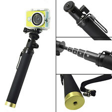 Original Bluetooth Remote Control Monopod Selfie Stick For Xiaomi Yi Camera New.
