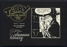 TERRY AND THE PIRATES Vol 9, Daily Comic Strips 1942-43, Ltd. Ed. HC in DJ, FINE